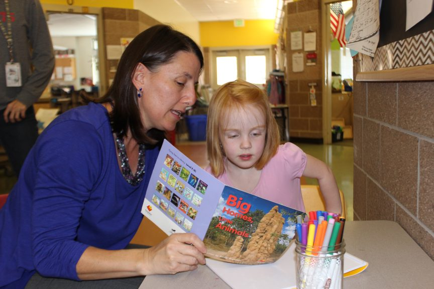 Kimberly Duran has worked in education for more than 25 years; 11 of those years with DPS. William Roberts ECE-8 School is located in the Stapleton neighborhood in northeast Denver and has approximately 850 students.